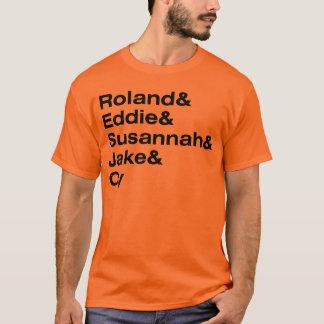 T-shirt Roland et Ka-Tet de 19