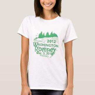 T-shirt Romney Washington
