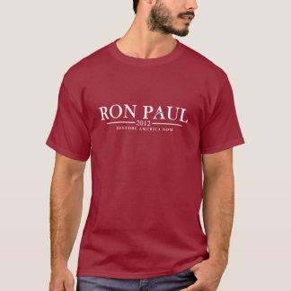 T-shirt Ron Paul 2012 - De restauration de l'Amérique