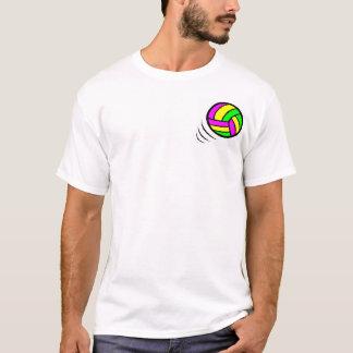T-shirt Rondin de volleyball de P.R.