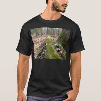 T-shirt Rondin tombé