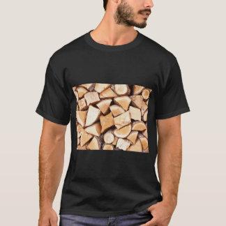 T-shirt rondins