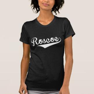 T-shirt Roscoe, rétro,