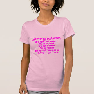 T-shirt Rose de Barry Ibiza