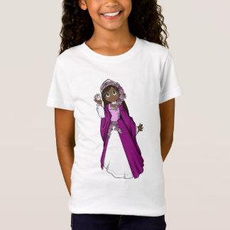 T-shirt rose de princesse