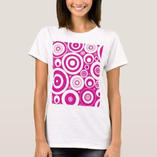 T-shirt rose d'hypnose