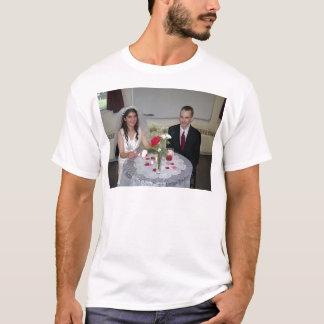 T-shirt Roseau de Russell et de Natalie