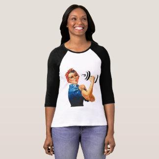 T-shirt Rosie le poussoir de puissance