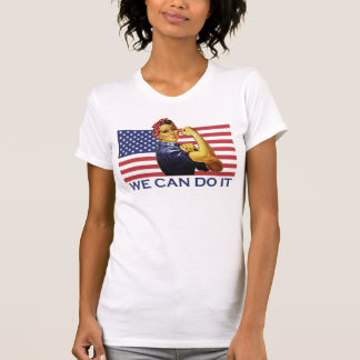 T-shirt Rosie le rivoir patriotique