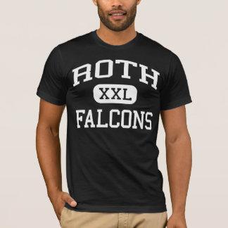T-shirt Roth - Falcons - lycée - Dayton Ohio