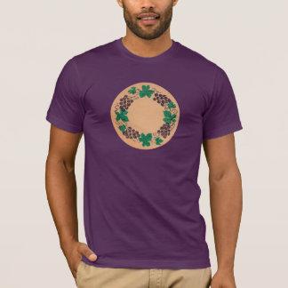 T-shirt Roue des raisins