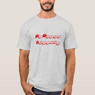 T-shirt Rouleaux bipolaires