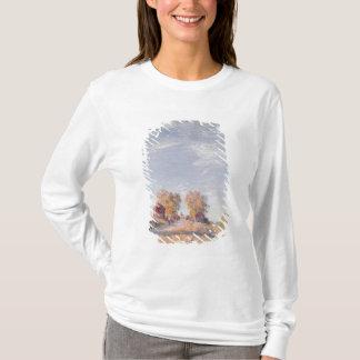 T-shirt Route ascendante d'Alfred Sisley | en soleil