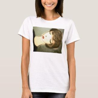 T-shirt Rudy avec un ours gommeux deux