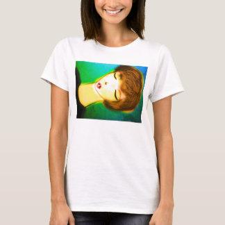 T-shirt Rudy avec un ours gommeux quatre
