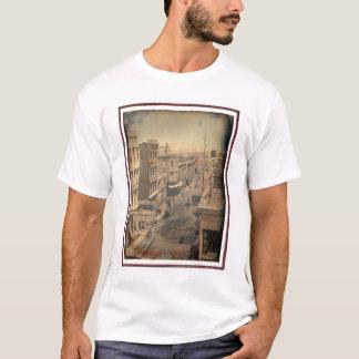 T-shirt Rue de Sacramento - version renversée (40089)