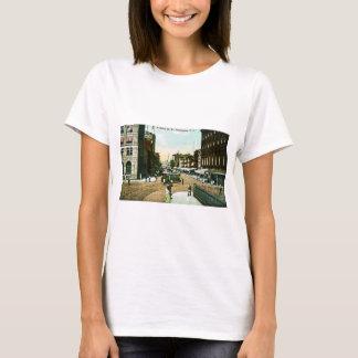 T-shirt Rue N.W., Washington D.C. Vintage Greetings de F