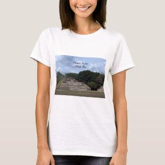 T-shirt Ruines maya, Altun ha