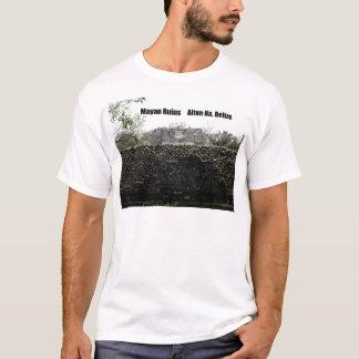 T-shirt Ruines maya, Altun ha, Belize