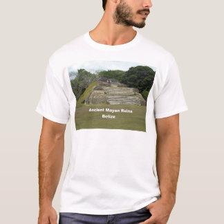 T-shirt Ruines maya antiques, Belize