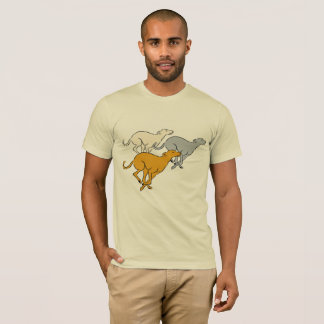 T-shirt Running three