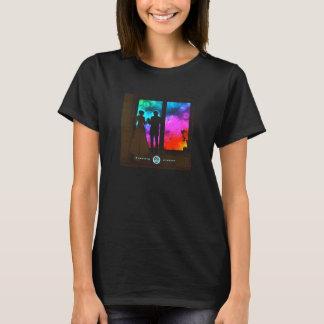 T-shirt Rupture de la chemise de Windows