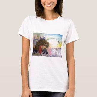 T-shirt Rupture de la glace