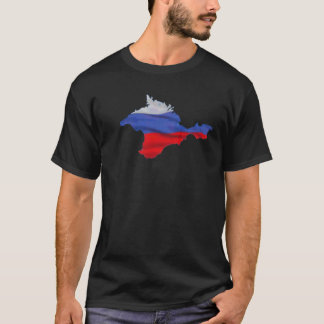 T-shirt Russe Crimée