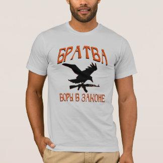 T-shirt Russe Mafiya
