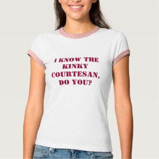 T-shirt Sachez libertin