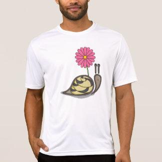 T-shirt Sadie la chemise des hommes d'escargot
