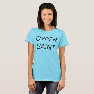 T-shirt saint de cyber