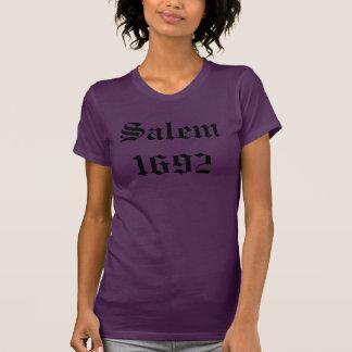 T-shirt Salem - n'oubliez jamais