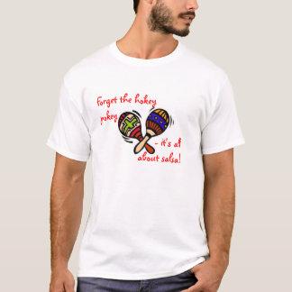 T-shirt Salsa > Pokey à l'eau de rose