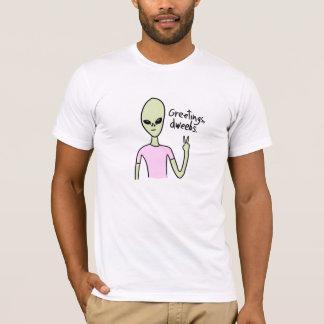 T-shirt Salutations