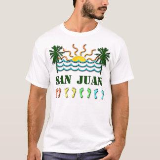 T-shirt San Juan, Porto Rico