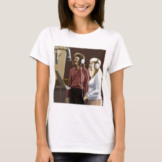 T-shirt Sångare vintage