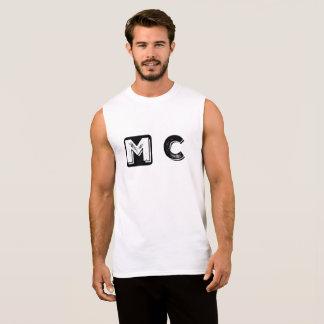 T-shirt sans manche de MC