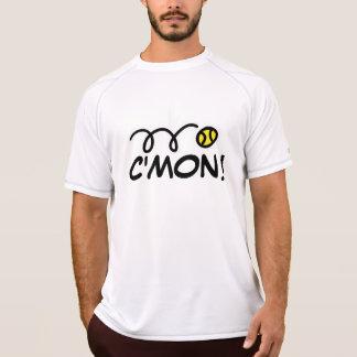 T-shirt sans manche de tennis pour les hommes avec
