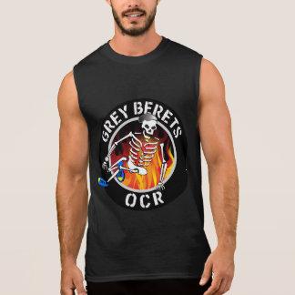T-shirt sans manche noir
