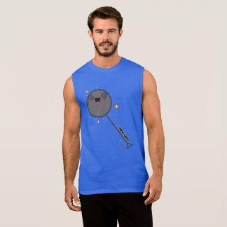 T-shirt Sans Manches Chemise de lanceur de marteau de Kawaii