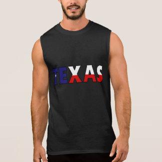 T-shirt Sans Manches Chemise du Texas