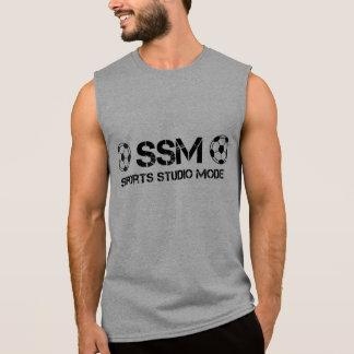 T-shirt Sans Manches Chemise sans douille SSM