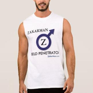 T-shirt Sans Manches Chemise sans manche de séance d'entraînement de