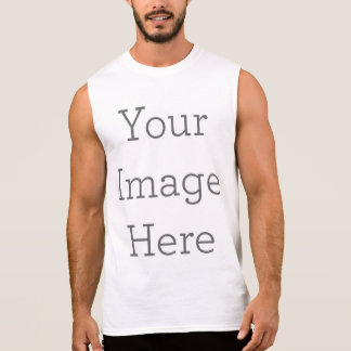 T-shirt Sans Manches Créez vos propres