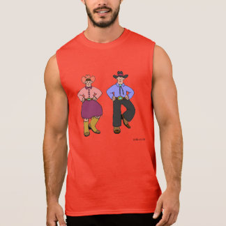 T-shirt Sans Manches Danse 49