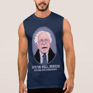 T-shirt Sans Manches Donnez-leur l'enfer, Bernie