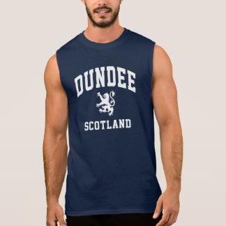 T-shirt Sans Manches Écossais de Dundee