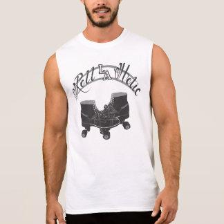 T-shirt Sans Manches LA Holic T sans manche de petit pain