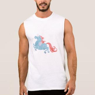 T-shirt Sans Manches Licorne Pegasus